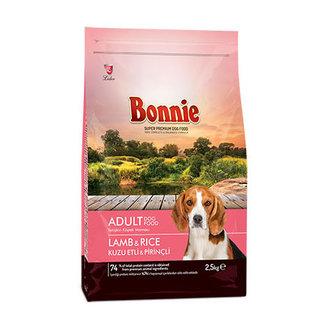 Bonnie Yetişkin Kuru Köpek Maması 2,5 Kg
