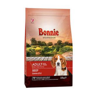 Bonnie Kuzu Etli Ve Pirinç Kuru Köpek Maması 2,5 Kg