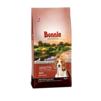 Bonnie Köpek Kuru Mama Yetişkin Beef 15 Kg