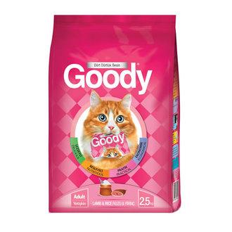 Goody Kuzu Etli Ve Pirinçli Kedi Maması 2,5 Kg