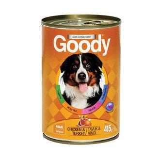 Goody Köpek Konserve Tavuk Ve Hindili