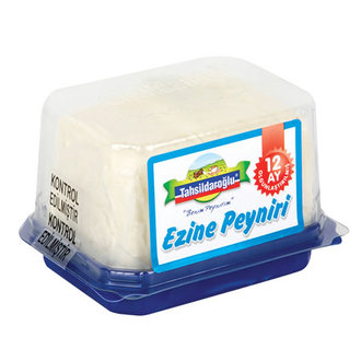 Tahsildaroğlu Ezine Keçi Peyniri 600 G