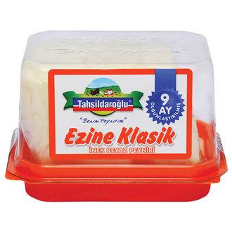 Tahsildaroğlu Ezine Klasik İnek Peyniri 600 G