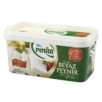 Pınar Tam Yağlı Beyaz Peynir 800 G