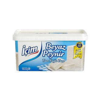İçim Tam Yağlı Beyaz Peynir 1000 G