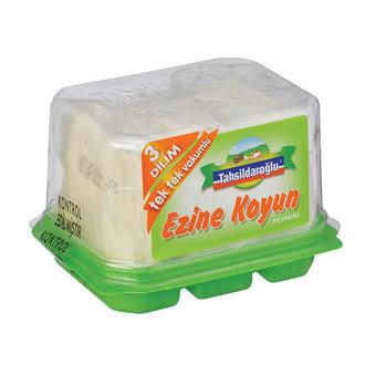 Tahsildaroğlu Ezine Koyun Dilimli Peynir 525 G