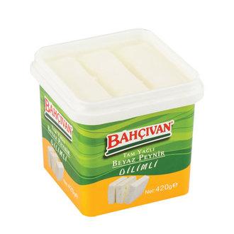 Bahçıvan Dilimli Beyaz Peynir 420 G