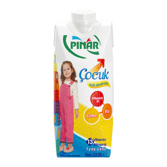 Pınar Ballı Çocuk Sütü 500 Ml