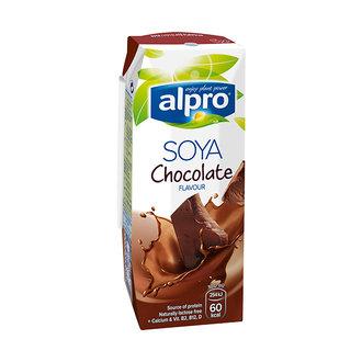 Alpro Soya İçeceği Kakaolu 250 Ml
