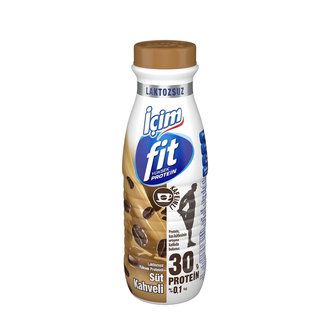 İçim Fit Kahveli Laktozsuz Süt 500 Ml