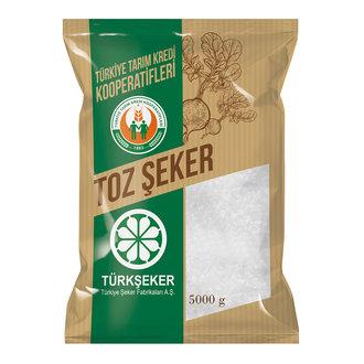 Tarım Kredi Kooperatifleri Toz Şeker 5 Kg