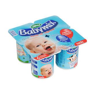 Sütaş Babymix Sade 4X100 G