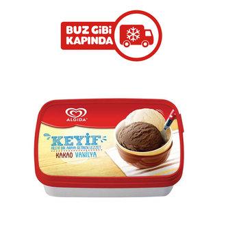 Algida Keyif Kakao - Vanilya 750 Ml