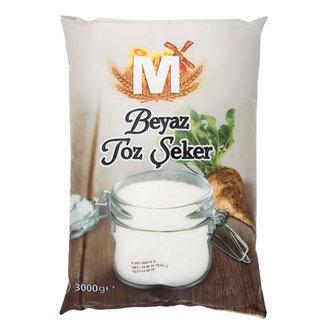 Migros Toz Şeker 3 Kg