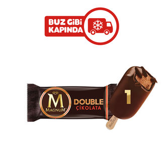Magnum Double Double Çikolata 95 Ml