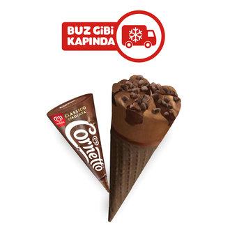 Cornetto Classico Çikolata Dondurma 125 Ml