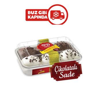 Algida Maraş Usulü Sade Çikolata Dondurma 500 Ml