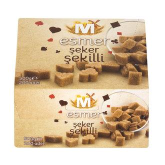 Migros Kahverengi Şekilli Şeker 500 G