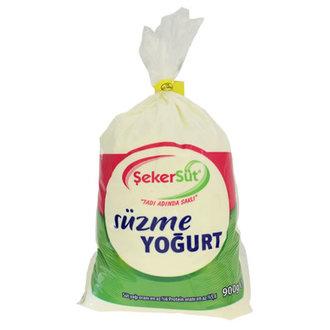 Torku Şeker Süt Süzme Yoğurt 900 G
