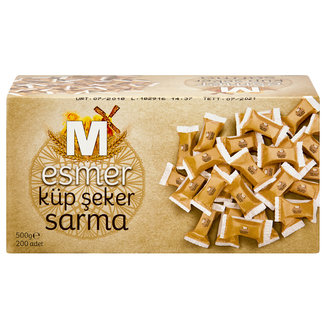 Migros Sarma Esmer Küp Şeker 500 G