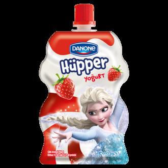 Danone Hüpper Çilek Aromalı Yoğurt 67 G