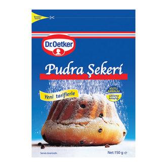 Dr.Oetker Pudra Şekeri Kilitli Ambalaj 150 G