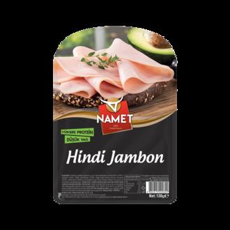 Namet Hindi Etli Jambon 130 G