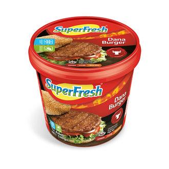 Superfresh Dana Burger 540 G (12 Adet)