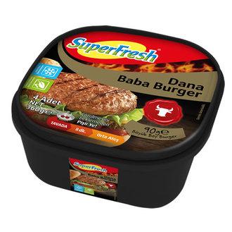 Superfresh Baba Burger 360 G
