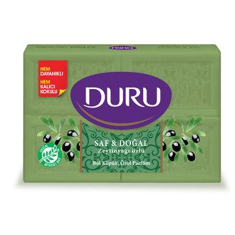 Duru Saf&Doğal Yeşil Zeytinyağlı Sabun 600 G