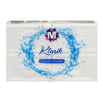 Migros Katı Sabun Beyaz 4X200 G