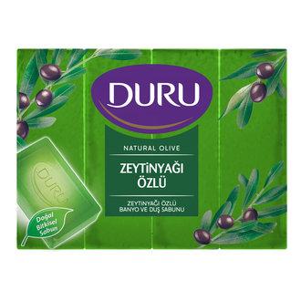Duru Natural Olive Zeytinyağlı 4X150 G