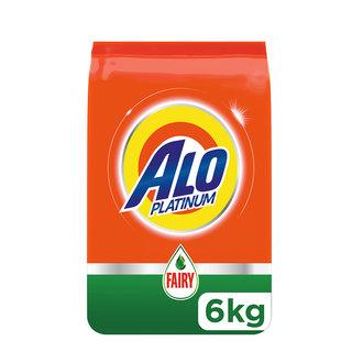 Alo Platinum Fairy Etkili 6 Kg 40 Yıkama