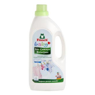 Frosch Baby Bebekler İçin Sıvı Çamaşır Deterjanı 1,5 L