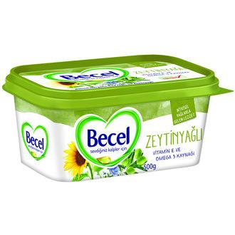 Becel Kase Margarin Zeytinyağlı 500 G