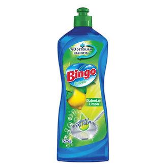 Bingo Sıvı Bulaşık Detarjanı 675 G Dalından Limon