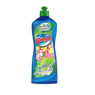 Bingo Sıvı Bulaşık Detarjanı 675 G Çiçeklerin Işıltısı