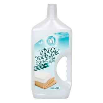 Migros Yüzey Temizleyici Beyaz Sabun Kokulu 1500Ml