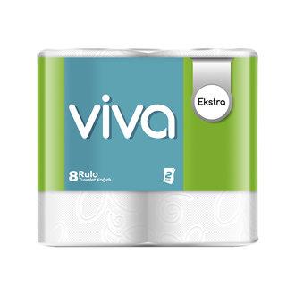 Viva Tuvalet Kağıdı 8'li