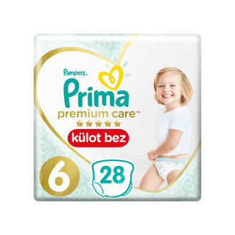 Prima Premium Care Külot Bez Extra Large 6 No 28'li