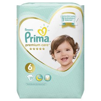 Prima Premium Care İkiz Paket 6 Beden 21'li