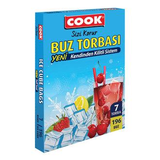Cook Kendinden Kilitli Buz Torbası 7 Adet