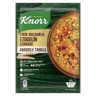 Knorr Firik Bulgurlu Ezogelin Çorbası 98 G