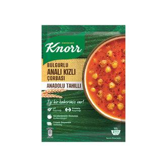 Knorr Bulgurlu Analı Kızlı Çorbası 92 G