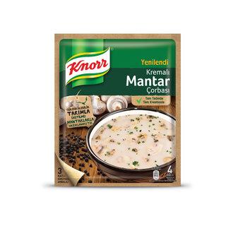 Knorr Hazır Çorba Kremalı Mantar 62 G