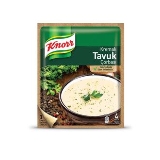 Knorr Hazır Çorba Kremalı Tavuk 65 G