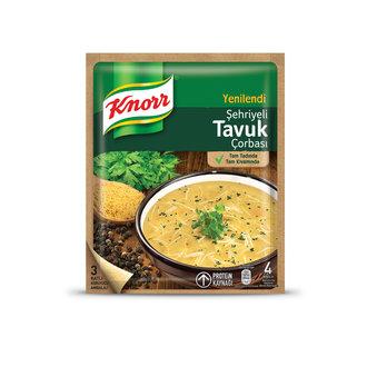 Knorr Hazır Çorba Şehriyeli Tavuk Çorbası 51 G