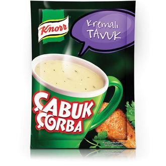 Knorr Çabuk Çorba Kremalı Tavuk 18 G