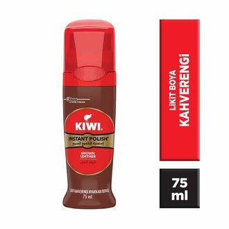 Kiwi Likit Ayakkabı Boyası Kahverengi 75 Ml
