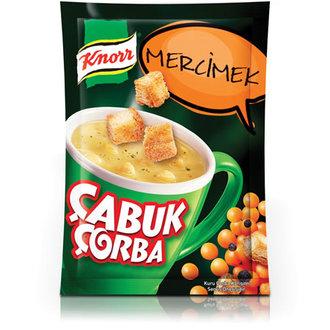 Knorr Çabuk Çorba Mercimek 22 G